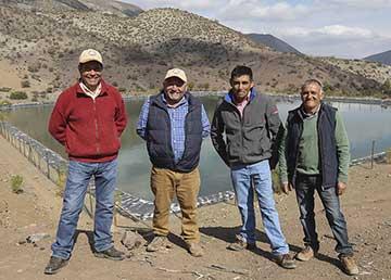 Escasez hídrica: Seminario profundizó en diagnósticos y medidas para repensar la subsistencia de la pequeña agricultura