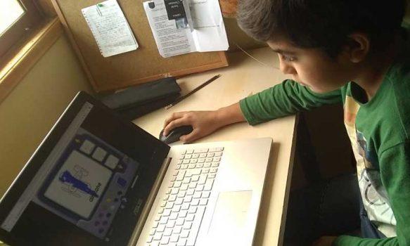 Escuela fomenta el aprendizaje del inglés gracias a Imagine Learning