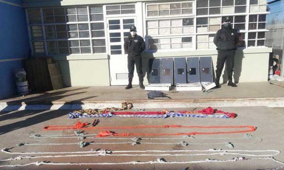 Gendarmería frustra intento de fuga en Complejo Penitenciario de Rancagua
