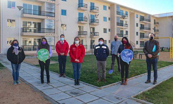 Gobierno hace entrega de viviendas a familias de Santa Cruz