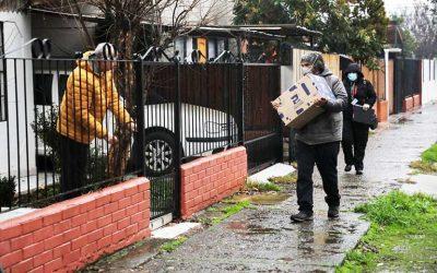 Graneros pretende entregar una canasta de mercadería por hogar