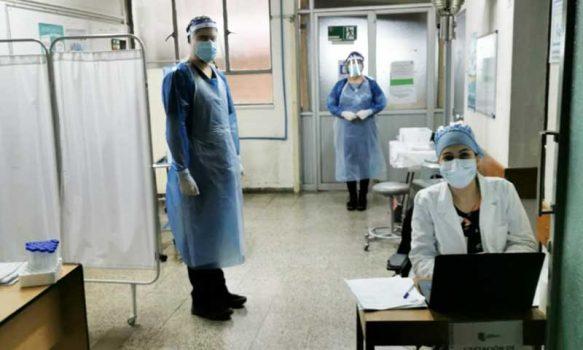 Hospital de Coinco se destaca por su trabajo de trazabilidad y pesquisa activa