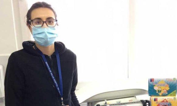 Hospital de Lolol mantiene controles de programa de salud integral con estrictas medidas de protección