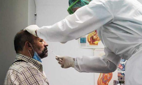 Hospital de Pichidegua aumenta toma de PCR