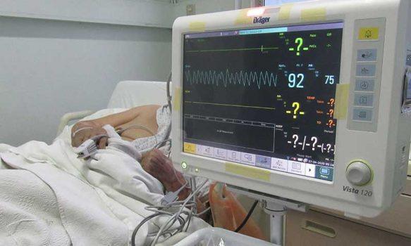 Hospital de Rengo recibe 18 monitores de alta complejidad