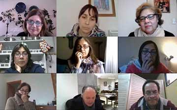 Más de cien docentes participaron del Taller Virtual de Educación Cívica Electoral en la región