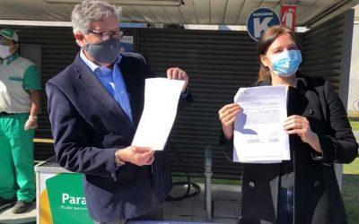 Municipalidad de Rancagua firma convenio con Petrobras que otorga descuentos en parafina y combustibles