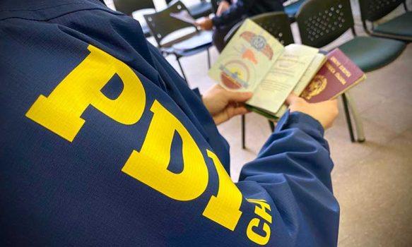 PDI detectó 12 extranjeros trabajando irregularmente en empresa de San Fernando