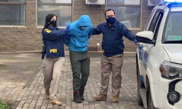 PDI detuvo a segundo implicado en asesinato a tiros de joven en Graneros
