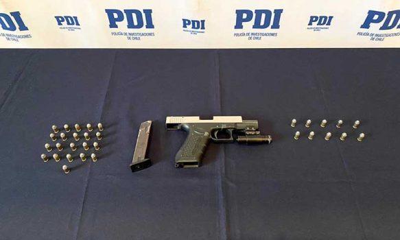 PDI detuvo a sujeto involucrado en homicidio ocurrido en abril