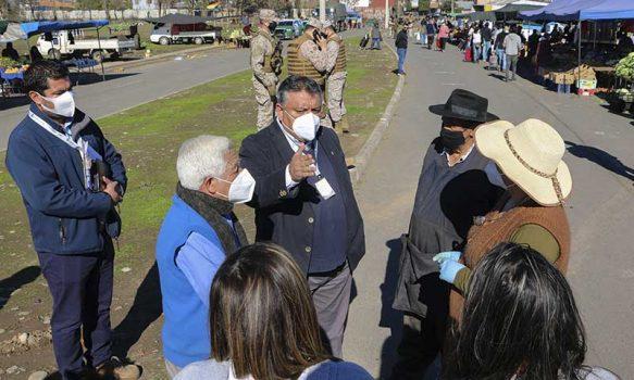 Rengo: Continúan las actividades del municipio ante cuarentena comunal