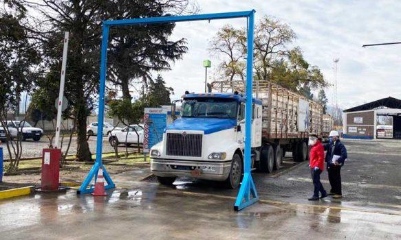 Seremi de Energía y Director Regional SEC fiscalizan en la región de O'Higgins entrega de cilindros de gas en periodo de Pandemia