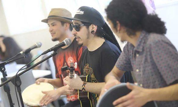 """Universidad de O'Higgins organiza Festival online """"Como en Casa"""" para difusión de artistas regionales"""