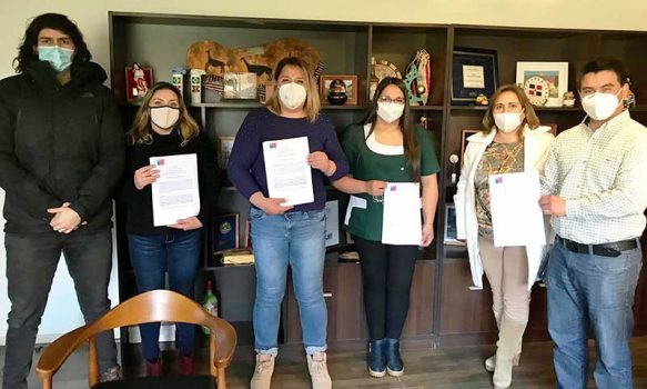 Codegua: Alcaldesa anuncia ampliación de jardín infantil en Sector El Carmen