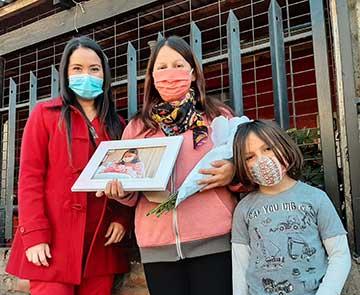 Concurso fotográfico de lactancia materna premió a las mamás ganadoras