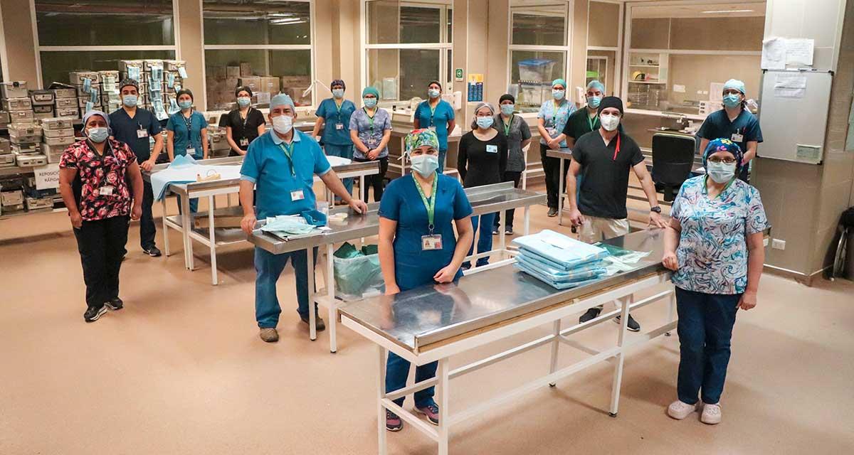 Coronavirus: El rol de la esterilización en equipos de ventilación mecánica
