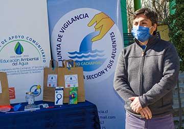 El Teniente fomenta la educación medioambiental de niñas y niños de Coya