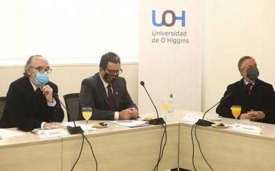 En la UOH subsecretario de Agricultura valora inversión regional que mejorará gestión de riego