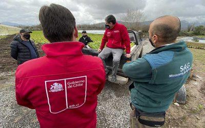 Exitosos resultados en proyecto piloto de recarga artificial de acuíferos en la región