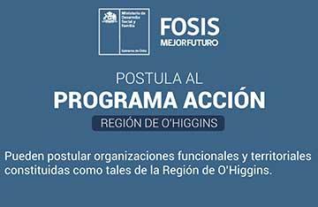 Fosis abre fondos concursables para emprendedores asociados y organizaciones sociales
