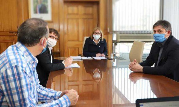 Gobierno beneficia con recursos a 10 comunas de O'Higgins para la ejecución de proyectos