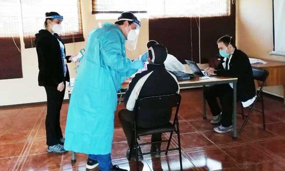 Hospitales realizan pesquisa activa de PCR en cárcel de Peumo y Transporte de Pichidegua
