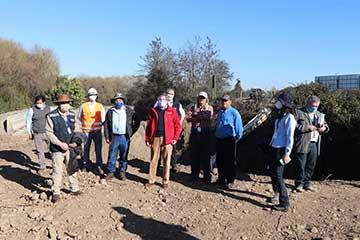 Los aportes de Indap en el riego para pequeños agricultores de O'Higgins