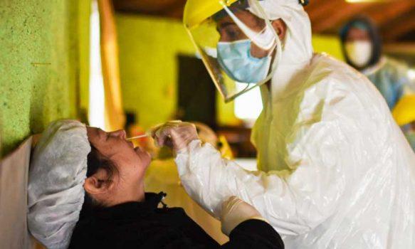 Más de 600 exámenes para detectar el COVID-19 ya se han tomado en graneros