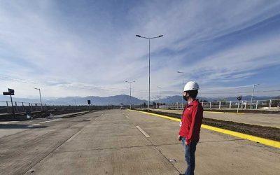 """""""Obras que conectarán Rancagua con Machalí están en la recta final"""""""