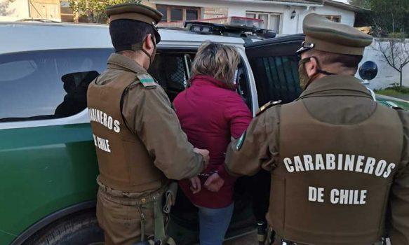 Pichilemu: Mujer detenida por conducir en estado de ebriedad