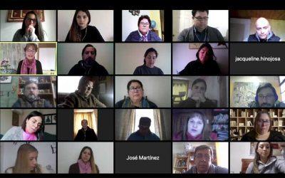 Profesores adscritos al PACE UOH fueron capacitados en la gestión de sus emociones