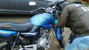 Rancagua: Carabineros logra recuperar dos motocicletas en la última semana
