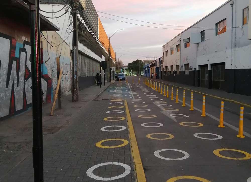 Rancagua: Intendenta realiza recorrido en el centro de la ciudad