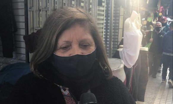 Rancagua: Municipalidad entrega bono a comerciantes de avenida Brasil y Santa María