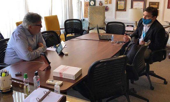 Rancagua: Municipalidad firma convenio con empresa Mundo