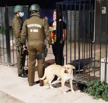 Rengo: Carabineros detiene a principales implicados en tiroteo entre vecinos