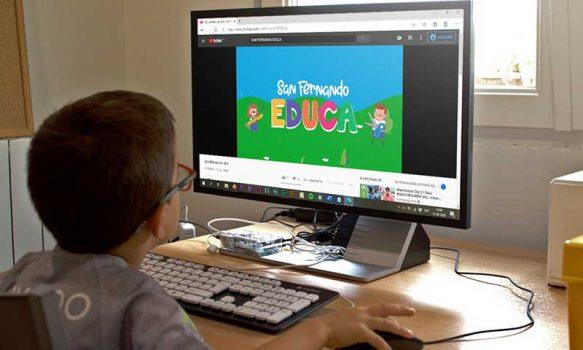 San Fernando: Cormusaf implementa canal educativo para apoyar aprendizaje de estudiantes