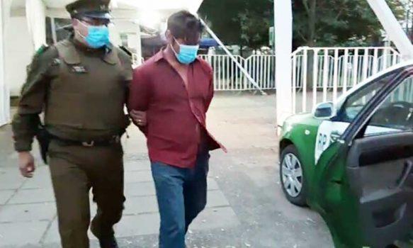 San Fernando: Detenido sujeto que faenaba terneros ilegalmente en un fundo