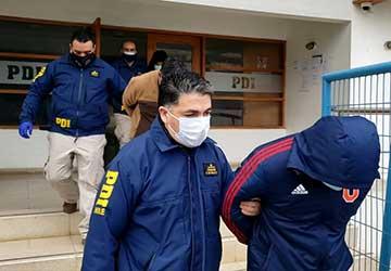 PDI desarticula a tres bandas rivales que mantenían atemorizada a la ciudadanía