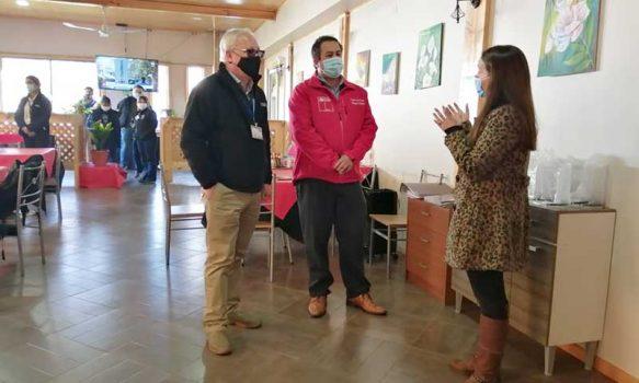 San Vicente: Seremi de Salud habilita residencia sanitaria