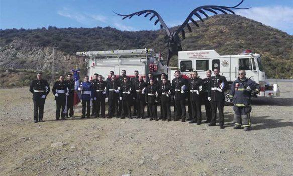 Tercera compañía de bomberos consigue los recursos para construcción de su anhelado cuartel