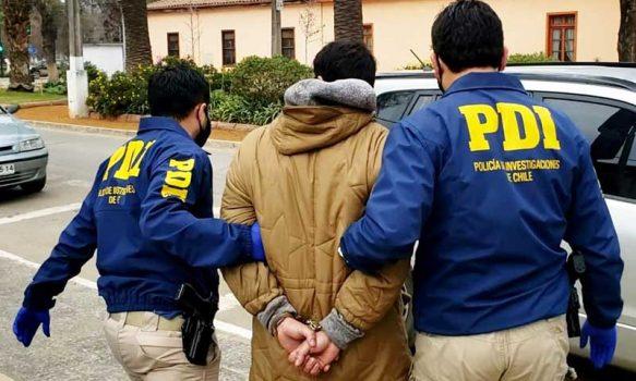 Tres detenidos por homicidio frustrado en Rengo