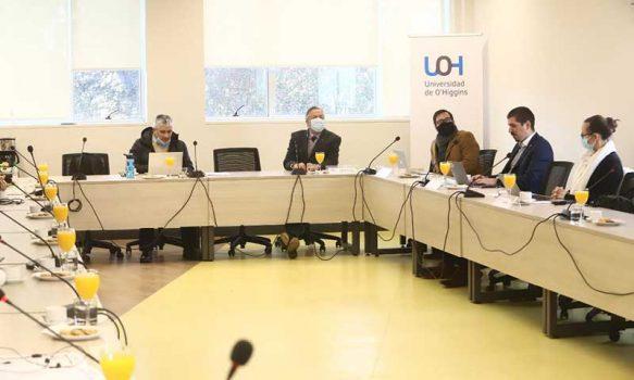 UOH avanza en proyectos de inclusión, emprendimiento e inocuidad agroalimentaria