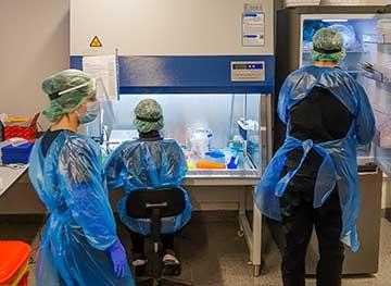 UOH destaca en la detección del SARS-CoV-2 a nivel nacional