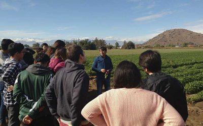 Volver al origen: Usach como actor activo para hacer frente a la agricultura del futuro