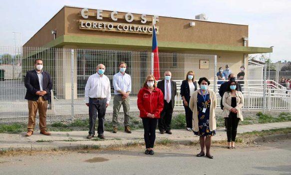 Coltauco: Dan el vamos oficial al nuevo Cecosf