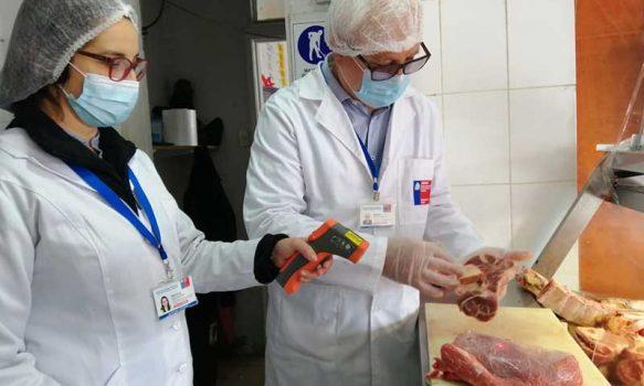 Fiscalizan en carnicerías protocolos COVID-19 y condiciones sanitarias de los productos