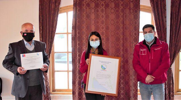 La Estrella: Seremi del Medio Ambiente entrega certificación ambiental intermedia a municipio