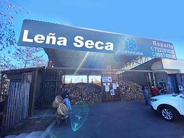 Machalí: Realizan Lanzamiento del Sello de Calidad de Leña con reconocimiento a comercializadora