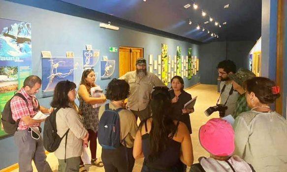 Universidad San Sebastían y Bernardo O'Higgins realizan proyectos para potenciar turísticamente a la comuna
